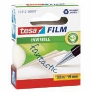 TESA Cinta Tesafilm® invisible, 19 mm x 33 m. Caja individual -  57312