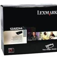 LEXMARK Toner Laser 12A8244 Negro 12A8244