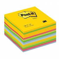 POST-IT Cubo notas adhesivas 350h. Amarillo ultra 76x76mm - FT510280157