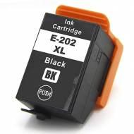Iberjet ET202XL BK Cartucho de tinta negro, reemplaza a Epson C13T02G14010