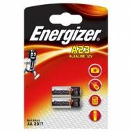 ENERGIZER Pack 2 pilas botón E23A - 639336