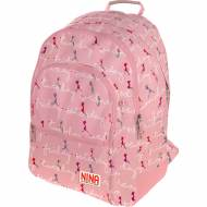 GRAFOPLAS 37500158. Mochila escolar Rubber Nina Week