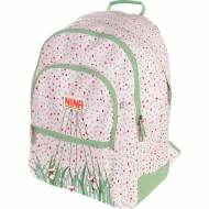GRAFOPLAS 37500159. Mochila escolar Rubber Nina and other little things Nature