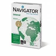 NAVIGATOR NUN0800272. Papel blanco universal 80 g. A4, 500 hojas