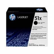 HP 51X - Toner Laser original Nº 51 X Negro - Q7551X