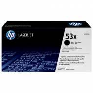 HP 53X - Toner Laser original Nº 53 X Negro - Q7553X