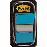 POST-IT 680-23. Indices adhesivos Index Dispensador 50 ud 25,4 x 43,1. Color azul brillante