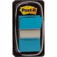 POST-IT 680-23. Indices adhesivos Index Dispensador 50 ud 25,4 x 43,1. Color azul brillante