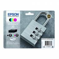 Epson 35 Cartuchos de tinta original Multipack C13T35864010