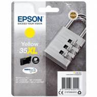 Epson 35XL Cartucho de tinta original amarillo C13T35944010