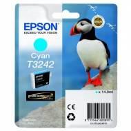 Epson T3242 Cartucho de tinta original cian C13T32424010