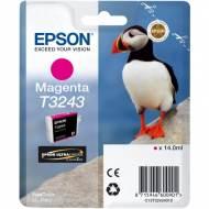 Epson T3243 Cartucho de tinta original magenta C13T32434010