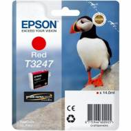 Epson T3247 Cartucho de tinta original rojo C13T32474010