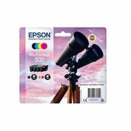 Epson 502 Cartuchos de tinta original Multipack C13T02V64010