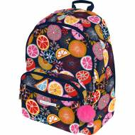 GRAFOPLAS 37502103. Mochila escolar Hunter Jocelyn Proust Orange