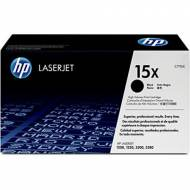 HP 15X - Toner Laser original Nº 15 X Negro - C7115X