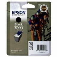 Epson T003 Cartucho de tinta original negro C13T00301110
