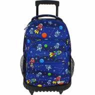 GRAFOPLAS 37502611. Mochila escolar Roller Bits&Bobs Space