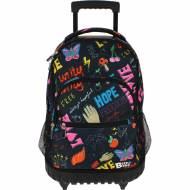 GRAFOPLAS 37502614. Mochila escolar Roller Bits&Bobs Wow