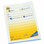 POST-IT Notas adhesivas impresas mensaje telefónico. 50 hojas 102 x 76 mm - FT600003618