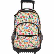 GRAFOPLAS 37502616. Mochila escolar Roller Bits&Bobs Sunny