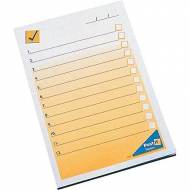 POST-IT Notas adhesivas impresas mensaje telefónico. 50 hojas 102 x 149 mm - FT600003626