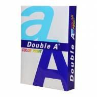 DOUBLE A Color Print. Caja de 5 paquetes de 500 h. de papel blanco 90 g. A4 - 948896