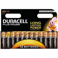 DURACELL Pack 12 Pilas alcalinas Plus Power LR6-E91 (AA) - 394017863