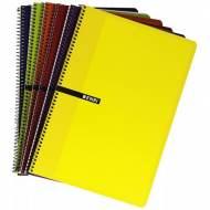 ENRI Pack 10 cuadernos de 80 hojas. Doble línea 3 c/m. Fº (215x310 mm) - 100430106