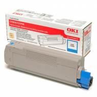 OKI Toner Laser 43324423 Cyan 43324423