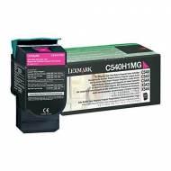 LEXMARK Toner Laser C540H1MG Magenta C540H1MG