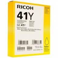 RICOH Cartuchos Inyeccion GC-41Y Amarillo 405764