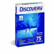 DISCOVERY Papel multifunción blanco 75 g. A4, 500 hojas - 0567SW