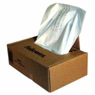 Fellowes 36055. Caja 50 bolsas residuos destructoras (165 l.)