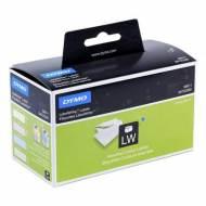 DYMO 4 rollo de 130 etiquetas (89 x 28 mm) Adhesivo permanente - S0722380