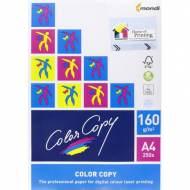 COLOR COPY Papel blanco 160 g. A4, 250 hojas -CCA4160