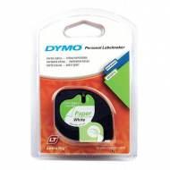 DYMO Cinta de rotuladora LetraTag (12 mm x 4 m) - S0721510