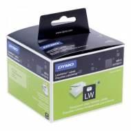 DYMO Rollo de 260 etiquetas (89 x 36 mm) Adhesivo permanente - S0722410