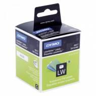 DYMO Rollo de 220 etiquetas (50 x 12 mm) Adhesivo permanente - S0722460