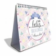 Erik Editores CS18012 - Calendario Sobremesa 2018 Amelie Deluxe