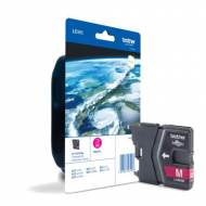 BROTHER Cartuchos Inyeccion LC985M Magenta Blister + Alarma LC985MBP