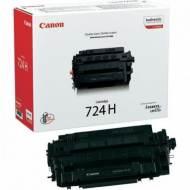 CANON Toner Laser CRG-724HBK Negro  3482B002