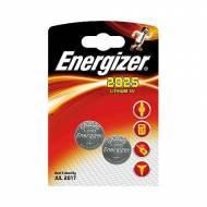 ENERGIZER Pack 2 pilas botón CR2025 - 626981