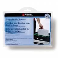 REXEL Pack 20 hojas lubricantes destructoras - 2101949