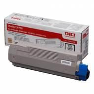 OKI Toner Laser 43865708 Negro 43865708