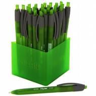 MILAN Bolígrafo Dry Gel. Trazo 0.7 mm. Color Verde - 176543125