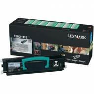 LEXMARK Toner Laser  E352H11E Negro E352H11E
