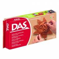 GIOTTO Pasta para modelar DAS, 1kg. Color terracota - 387600