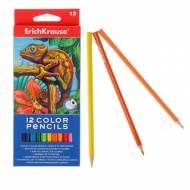 ErichKrause 32479. Caja 12 lápices de colores triangulares ergonómicos ArtBerry