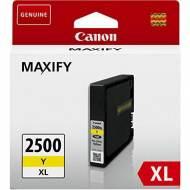 CANON Cartuchos Inyeccion PGI-2500Y Amarillo XL 9267B001AA
